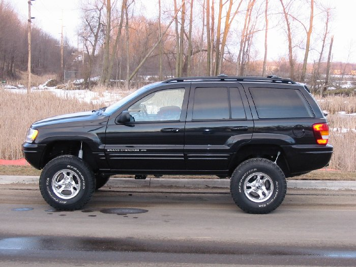 economy with a lift in performance. Da87Beast's 2004 Jeep Grand Cherokee