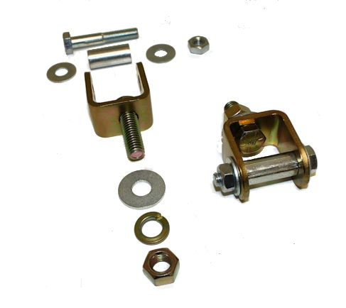 Universal Stud to Loop Shock Adapter