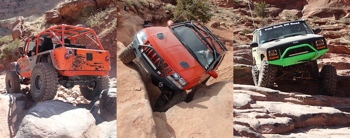 Iron Rock Off Road