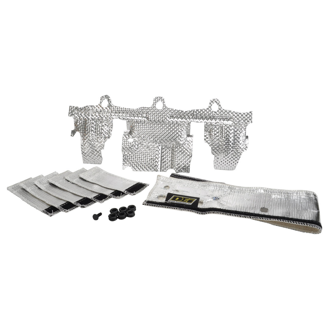 Jeep '97-'04 Fuel Rail & Injector Cover Kit