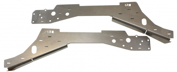 XJ Unibody Frame Stiffeners (Front Section) - Iron Rock Off Road