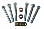 HK #228 XJ Leaf Spring and Shackle Bolt Kit