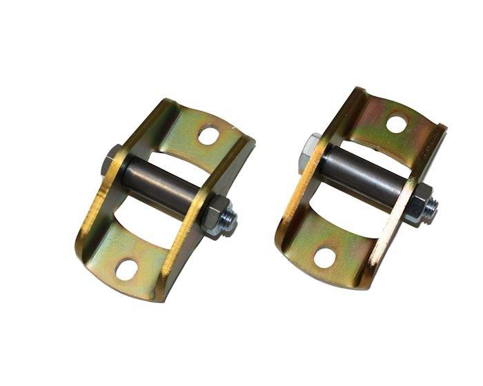 Lonwin Rear Upper Shock Bar Pin Eliminator Kit Fit For 1984-2006 Wrangler TJ XJ ZJ LJ 1204800