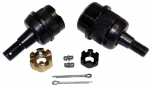 Front Driver or Passenger Side Upper and Lower Heavy Duty Ball Joint Kit - WJ, JK