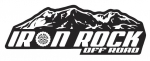 IRO Mountain Decal 6""