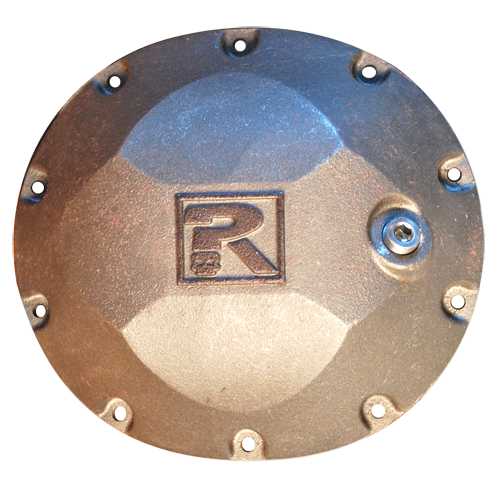 "Riddler Chrysler 8.25"" Rear Differential Cover"