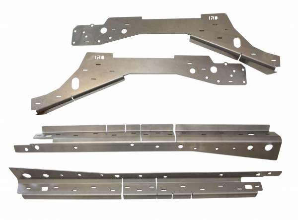 XJ Unibody Frame Stiffeners (Front and Center Section) - Iron Rock ...