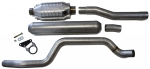 TJ Long Arm Exhaust Kit