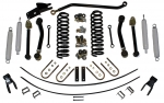 "XJ 3"" Premium Short Arm Lift Kit"