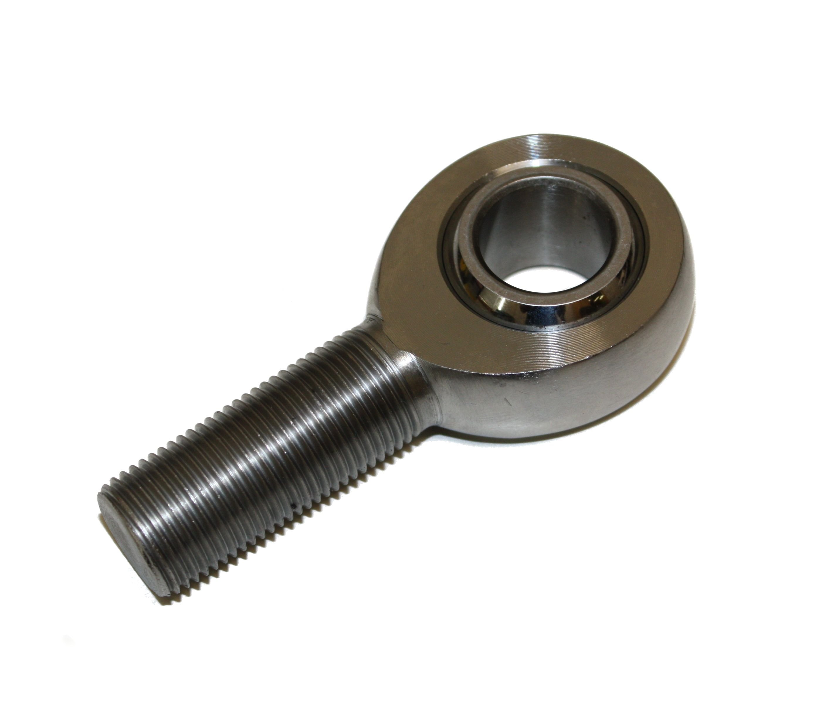 "Spherical Rod End; 3/4-16 Thread; 3/4"" Hole"
