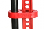 Hi Lift Jack Handle Keeper (Red)